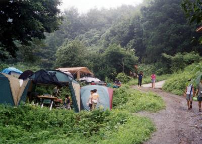 オートキャンプいわしろ高原写真1