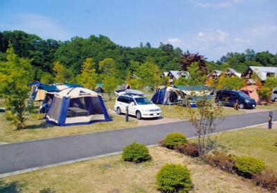 大子広域公園オートキャンプ場グリンヴィラ写真1