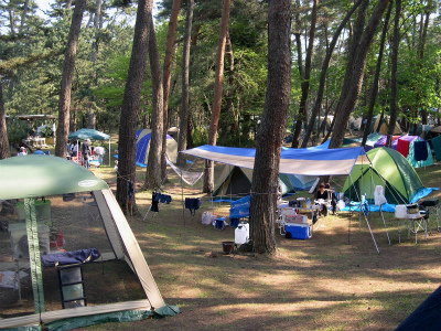 大洗町営 大洗キャンプ場写真2