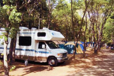 ルーラル吉瀬・フォンテーヌの森キャンプ場写真3