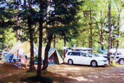 ルーラル吉瀬・フォンテーヌの森キャンプ場写真6
