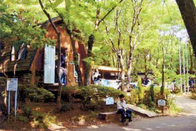 ルーラル吉瀬・フォンテーヌの森キャンプ場写真7