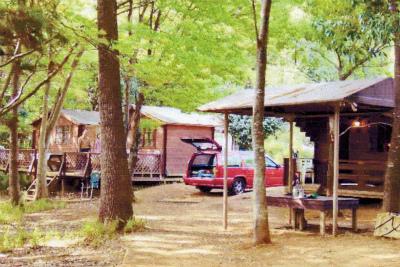 ルーラル吉瀬・フォンテーヌの森キャンプ場写真8