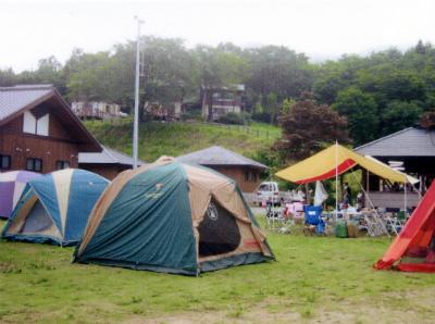 石岡市つくばねオートキャンプ場写真3