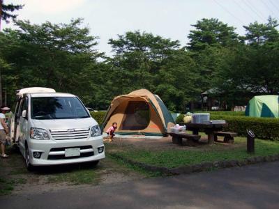 那須野が原公園オートキャンプ場写真2