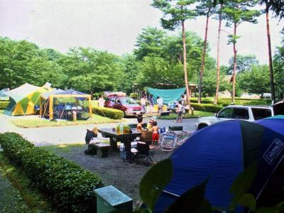 那須野が原公園オートキャンプ場写真4