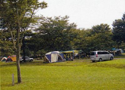 那須塩原市鳥野目河川公園オートキャンプ場写真2