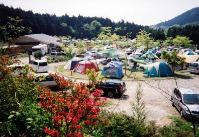 那須たかはらオートキャンプ場写真