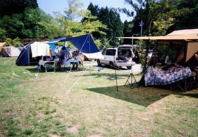 那須たかはらオートキャンプ場写真2