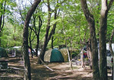 オートキャンプ場太陽の丘写真1
