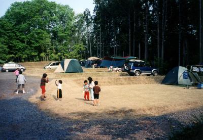 鷲の巣キャンプ場写真1