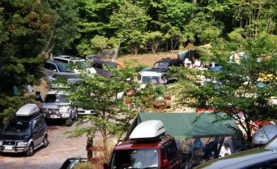 鷲の巣キャンプ場写真2