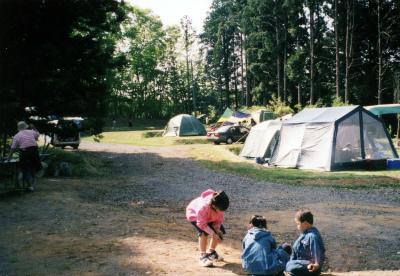 鷲の巣キャンプ場写真3