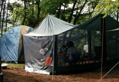 鷲の巣キャンプ場写真4