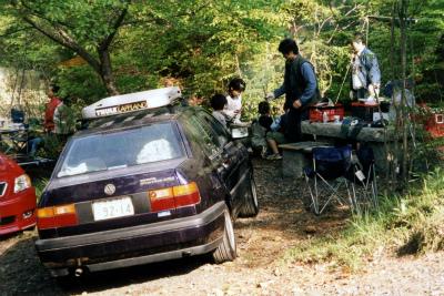 鷲の巣キャンプ場写真6