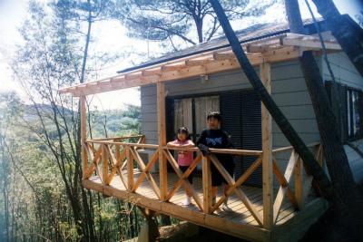 鷲の巣キャンプ場写真7
