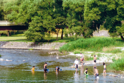出会いの森総合公園オートキャンプ場写真3