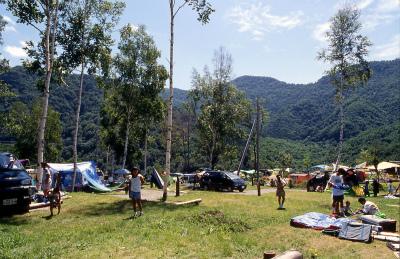 水上宝台樹やすらぎの森キャンプ場写真1