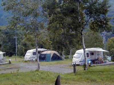 水上宝台樹やすらぎの森キャンプ場写真5