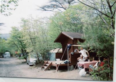 赤城山オートキャンプ場写真3