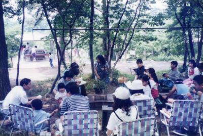 赤城山オートキャンプ場写真10