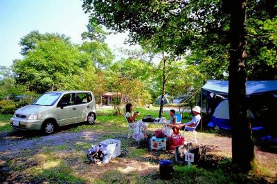 わらび平森林公園キャンプ場写真4