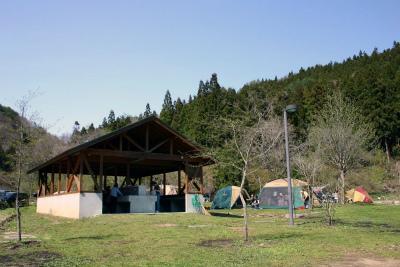 猿ヶ京温泉 湯島オートキャンプ場写真3