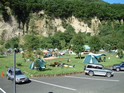 猿ヶ京温泉 湯島オートキャンプ場写真6
