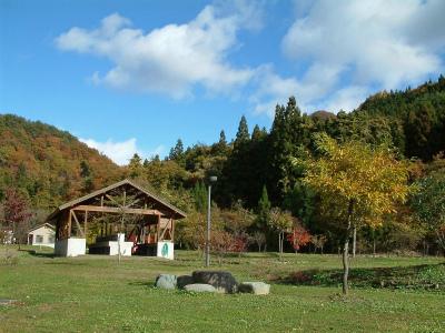 猿ヶ京温泉 湯島オートキャンプ場写真7