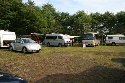 桐の木平キャンプ場写真1