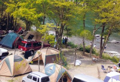 長瀞オートキャンプ場写真3