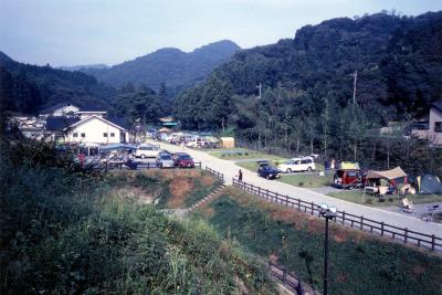 毛呂山町ゆずの里オートキャンプ場写真1