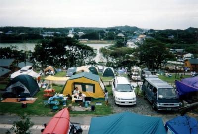 ワイルドキッズ岬オートキャンプ場写真1