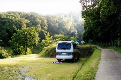 勝浦チロリン村オートキャンプ場写真2