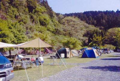 亀山湖オートキャンプ場写真1
