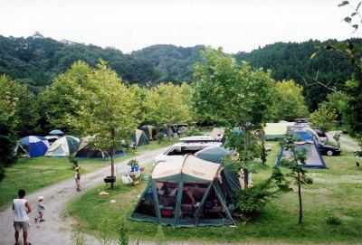 ロマンの森共和国オートキャンプ場写真