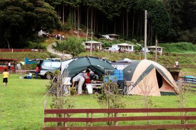 勝浦つるんつるん温泉直営オートキャンプ場写真1