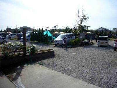九十九里浜シーサイドオートキャンプ場写真2