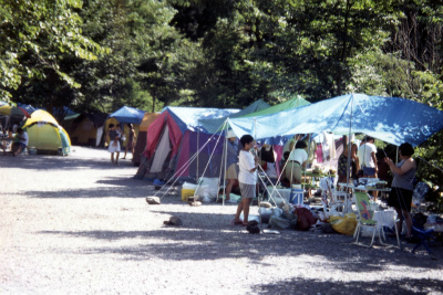 アメリカキャンプ村写真1