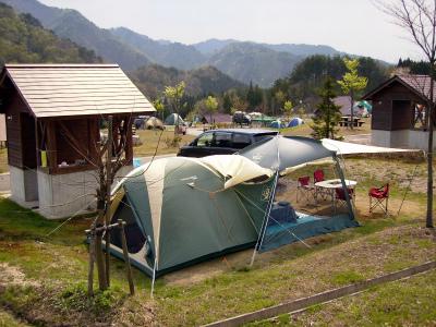 大石オートキャンプ村写真1