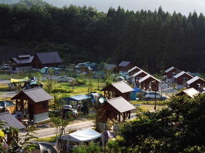 大石オートキャンプ村写真2