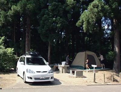 長岡市川口運動公園オートキャンプ場写真1