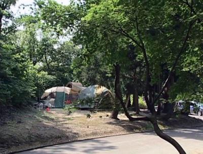 長岡市川口運動公園オートキャンプ場写真2