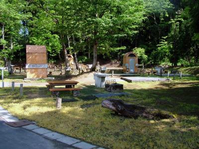 長岡市川口運動公園オートキャンプ場写真4