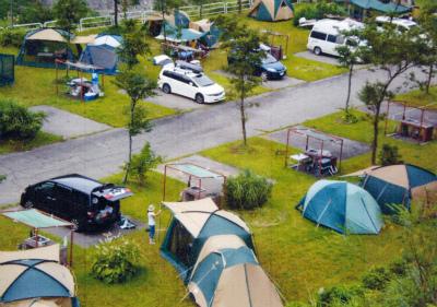 しゃくなげ湖オートキャンプ場写真3