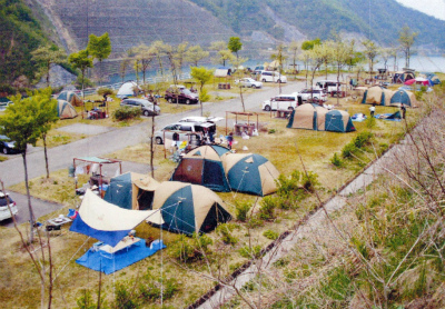 しゃくなげ湖オートキャンプ場写真4