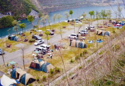 しゃくなげ湖オートキャンプ場写真5