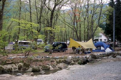 五十沢キャンプ場写真1