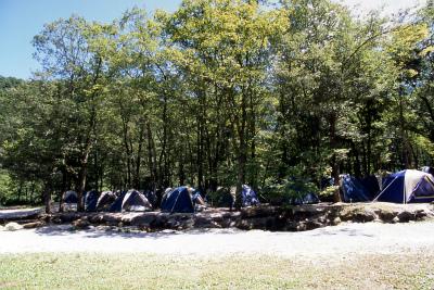 五十沢キャンプ場写真3