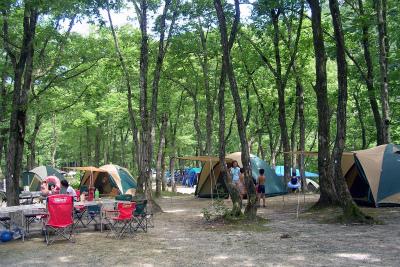 五十沢キャンプ場写真5